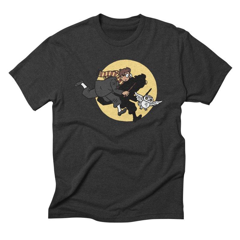 The Adventures of Harry Men's Triblend T-Shirt by Rodrigobhz