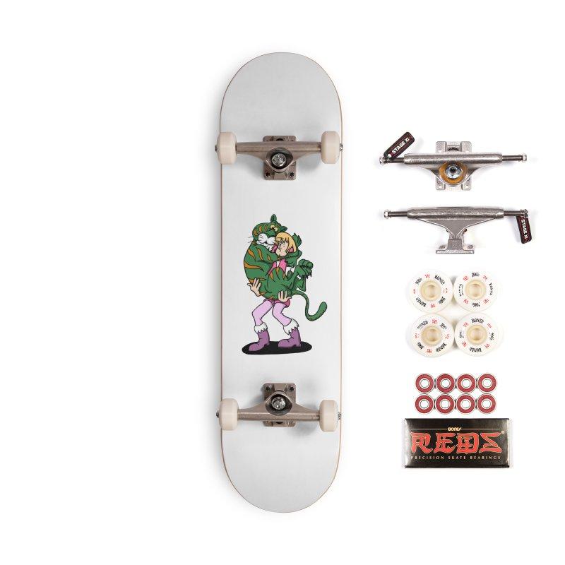 Ruh-roh! Accessories Complete - Pro Skateboard by Rodrigobhz