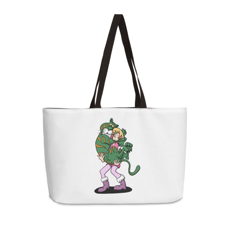 Ruh-roh! Accessories Weekender Bag Bag by Rodrigobhz