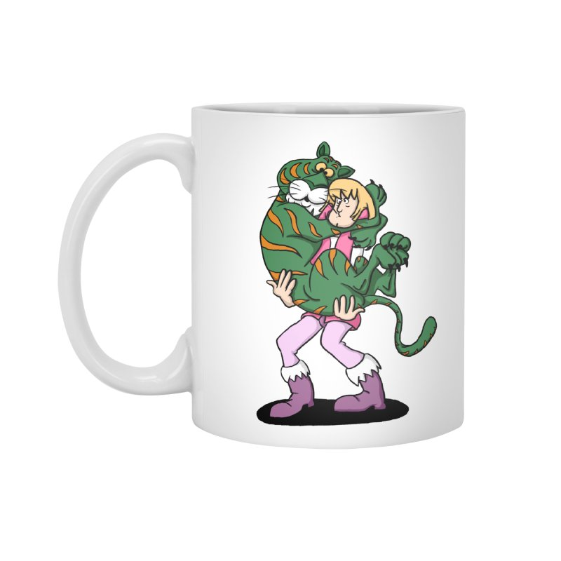 Ruh-roh! Accessories Standard Mug by Rodrigobhz