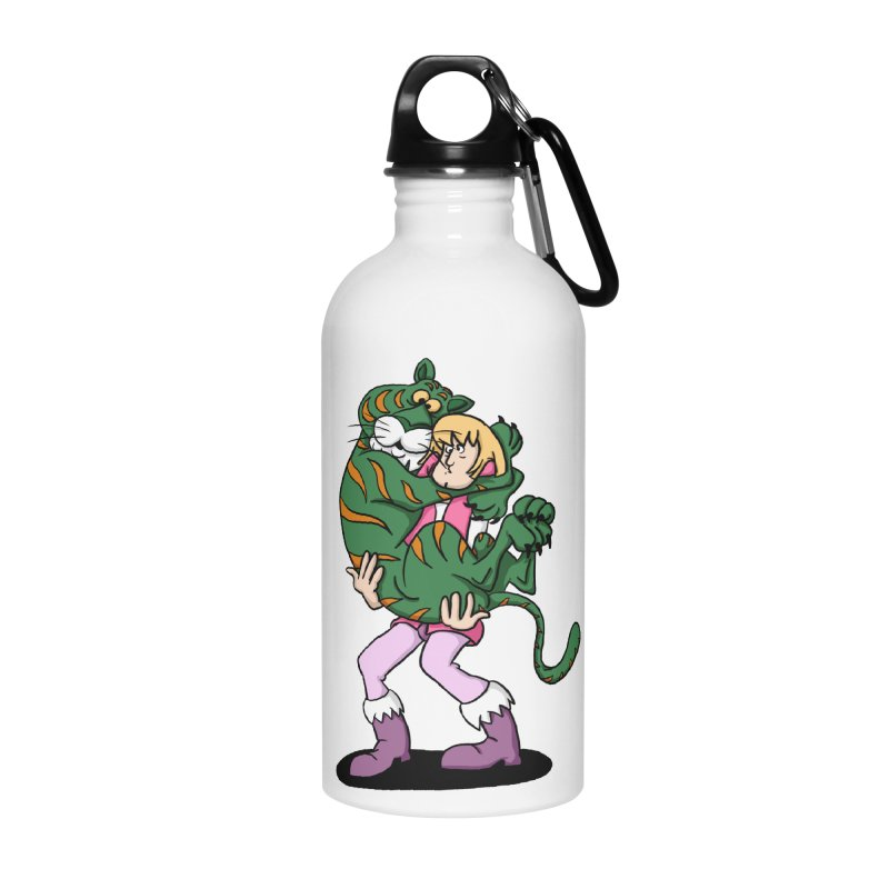 Ruh-roh! Accessories Water Bottle by Rodrigobhz
