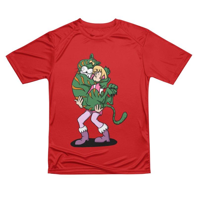 Ruh-roh! Men's Performance T-Shirt by Rodrigobhz