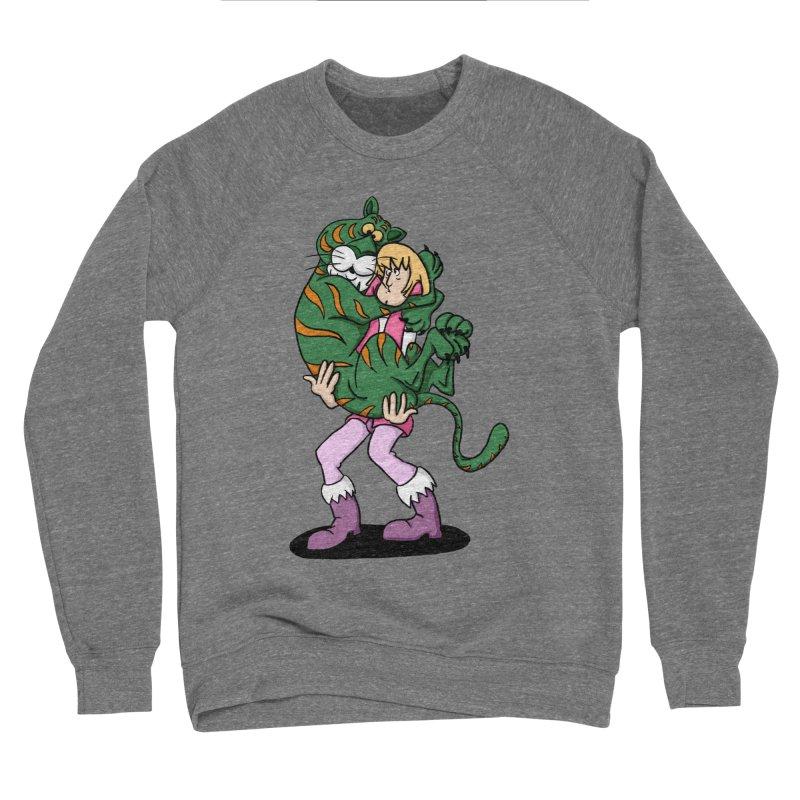Ruh-roh! Men's Sponge Fleece Sweatshirt by Rodrigobhz