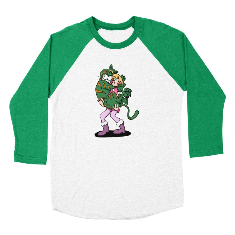 Ruh-roh! Women's Baseball Triblend Longsleeve T-Shirt by Rodrigobhz