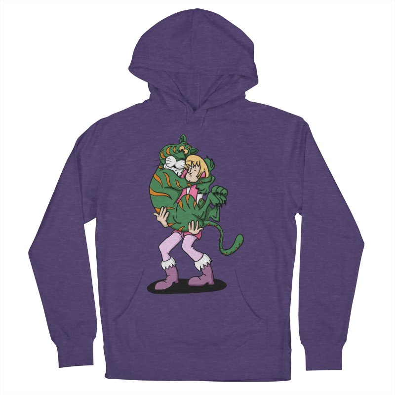 Ruh-roh! Women's French Terry Pullover Hoody by Rodrigobhz