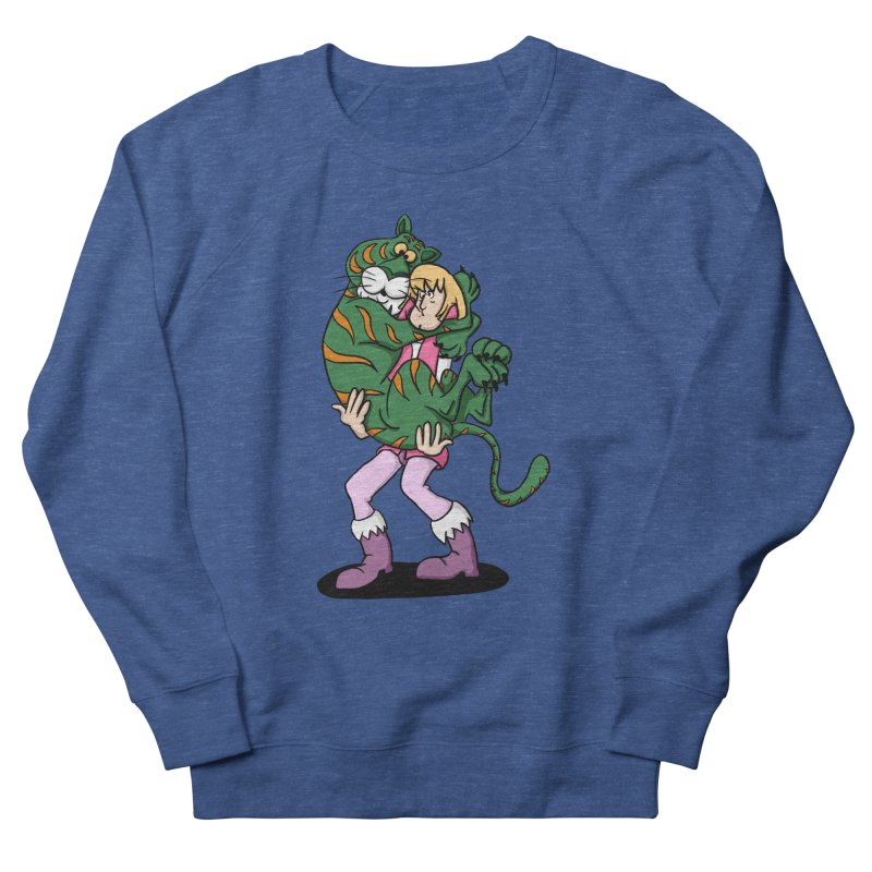 Ruh-roh! Men's Sweatshirt by Rodrigobhz