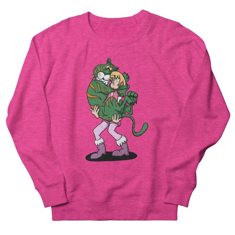 Ruh-roh! Men's French Terry Sweatshirt by Rodrigobhz