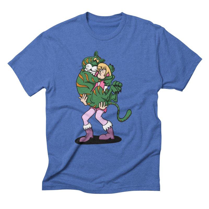 Ruh-roh! Men's Triblend T-Shirt by Rodrigobhz