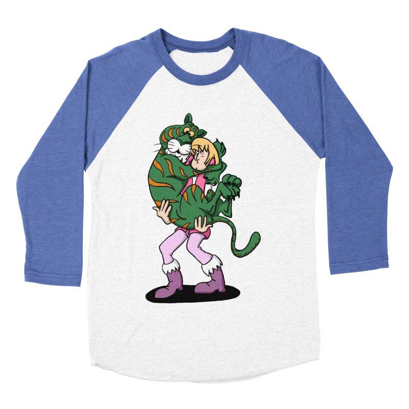 Ruh-roh! Men's Baseball Triblend Longsleeve T-Shirt by Rodrigobhz