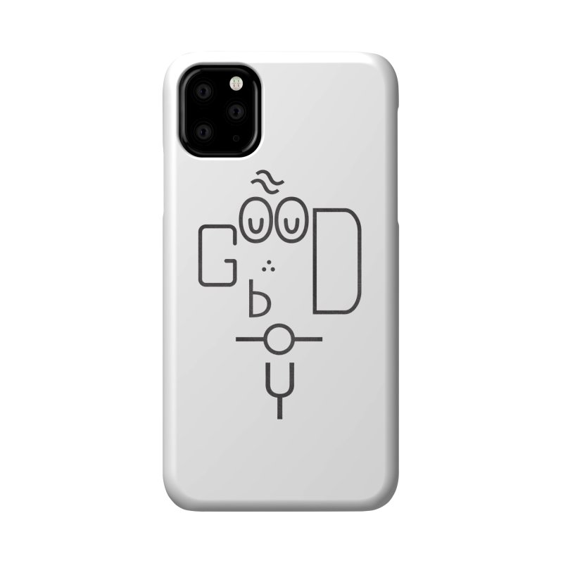 Good boy Accessories Phone Case by Rodrigobhz