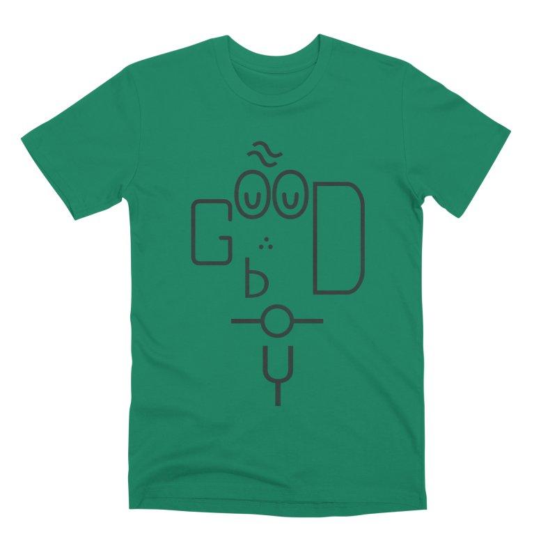 Good boy Men's Premium T-Shirt by Rodrigobhz