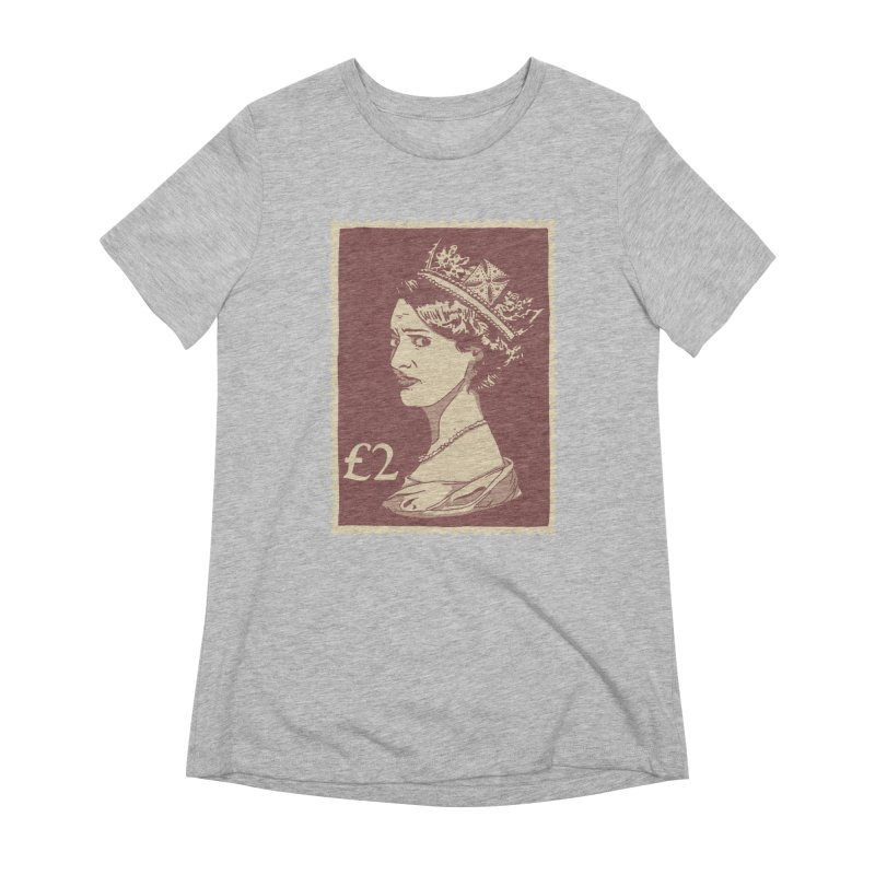 Queen Women's Extra Soft T-Shirt by Rodrigobhz