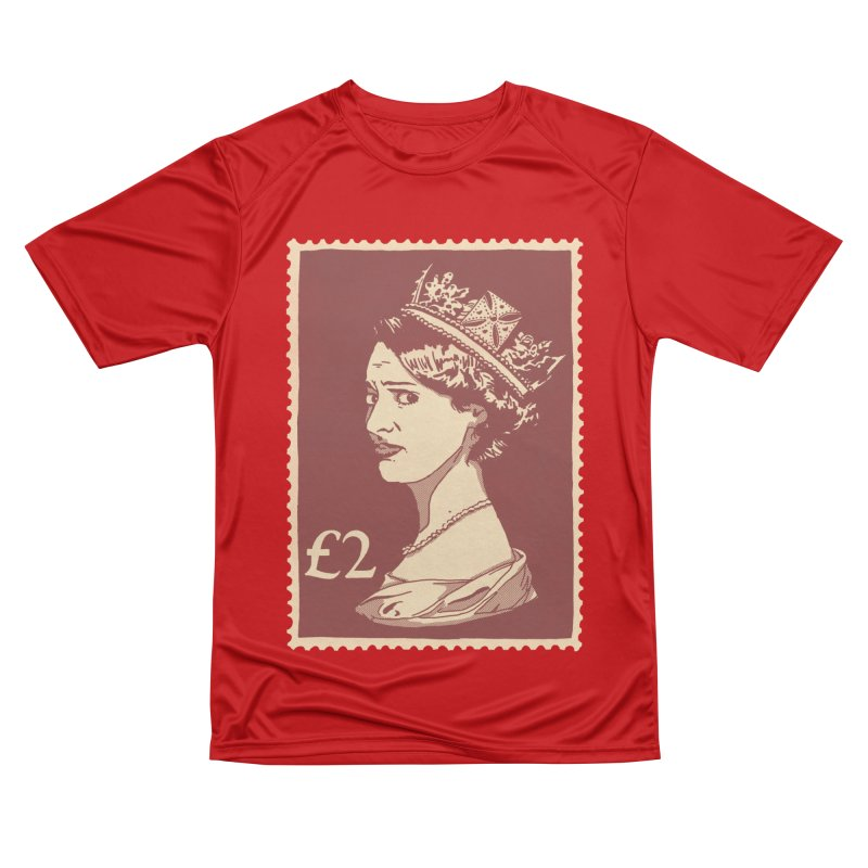 Queen Women's Performance Unisex T-Shirt by Rodrigobhz