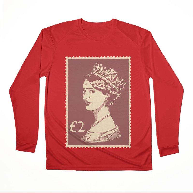 Queen Men's Performance Longsleeve T-Shirt by Rodrigobhz