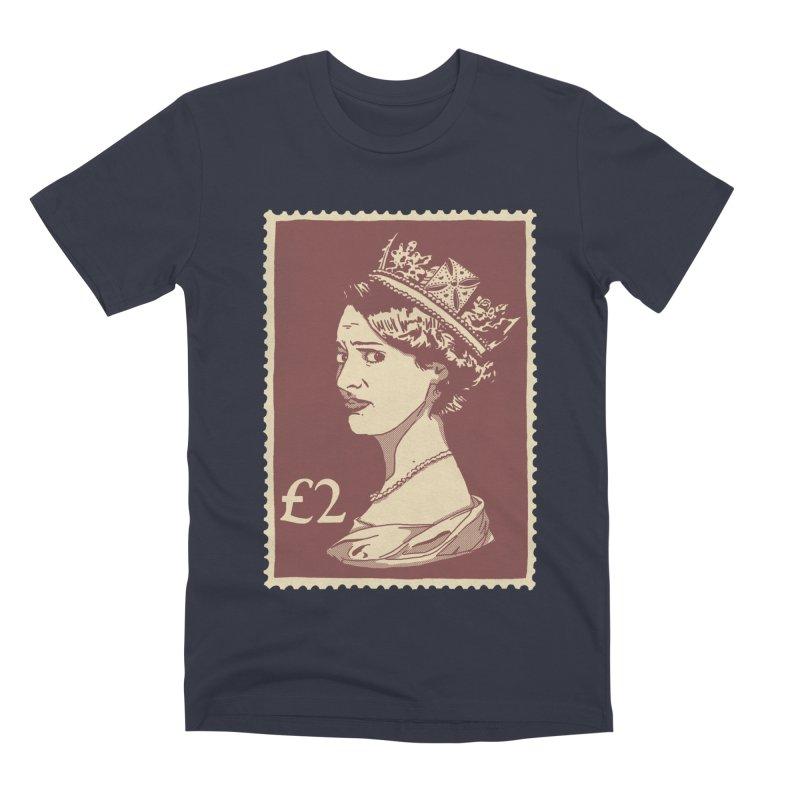 Queen Men's Premium T-Shirt by Rodrigobhz