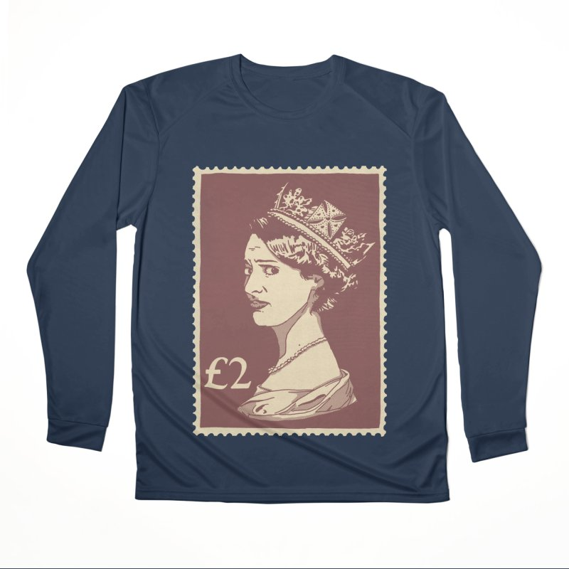 Queen Men's Performance Longsleeve T-Shirt by Rodrigobhz