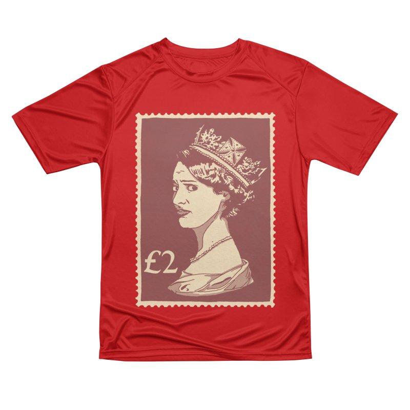 Queen Men's Performance T-Shirt by Rodrigobhz
