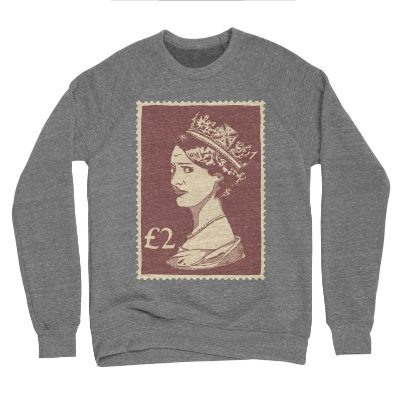Queen Women's Sponge Fleece Sweatshirt by Rodrigobhz