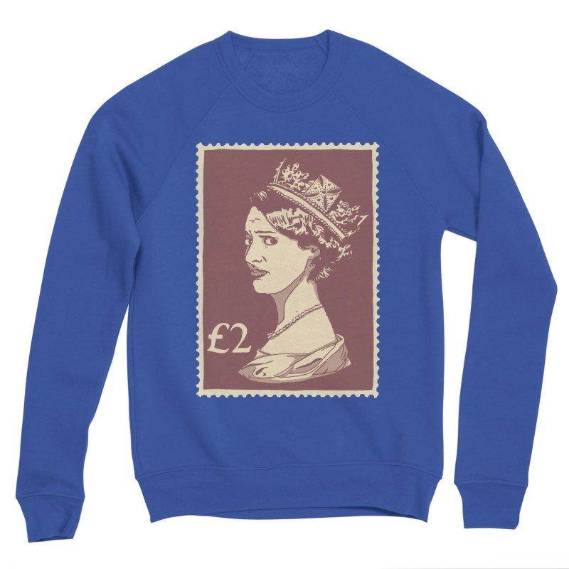 Queen Men's Sponge Fleece Sweatshirt by Rodrigobhz