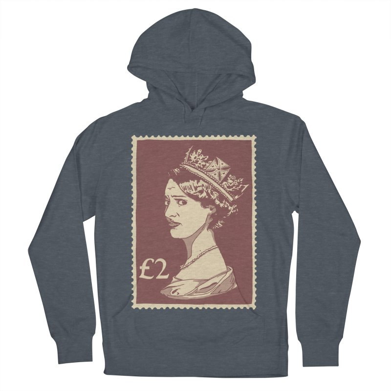 Queen Women's French Terry Pullover Hoody by Rodrigobhz