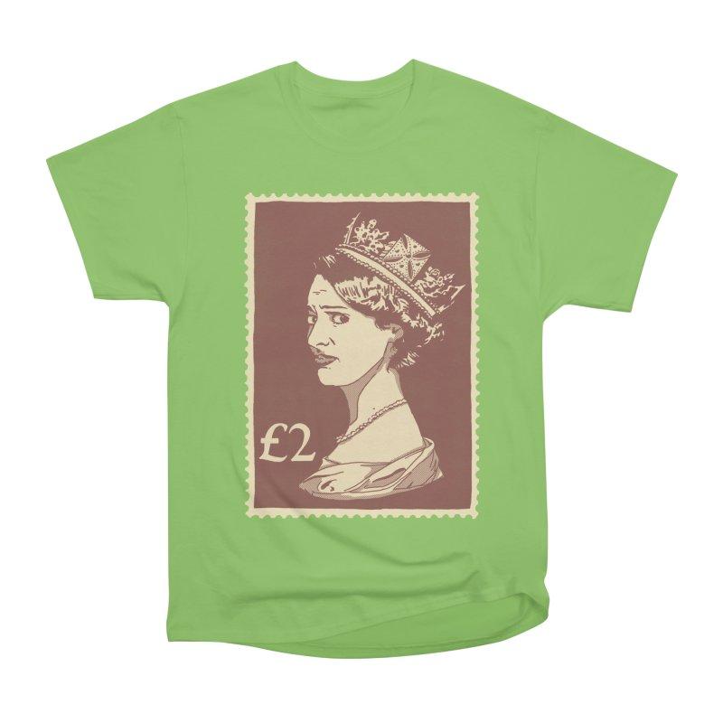 Queen Women's Heavyweight Unisex T-Shirt by Rodrigobhz