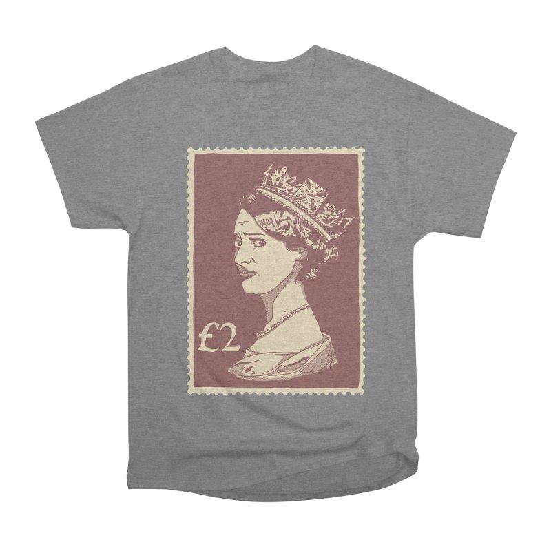 Queen Men's Heavyweight T-Shirt by Rodrigobhz