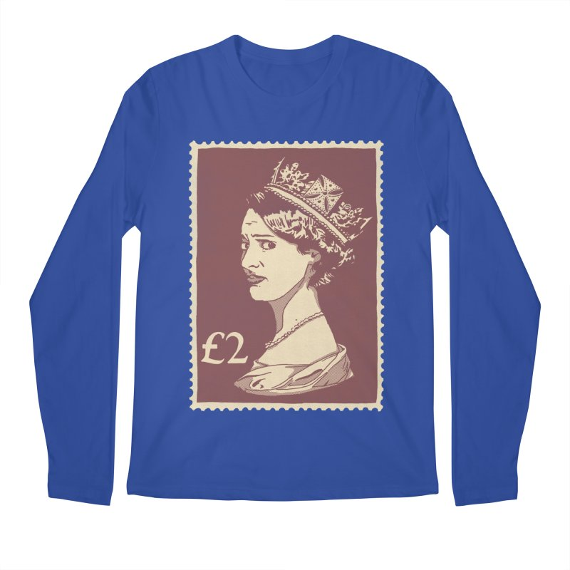 Queen Men's Regular Longsleeve T-Shirt by Rodrigobhz