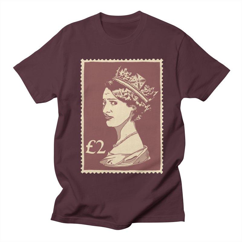 Queen Men's Regular T-Shirt by Rodrigobhz