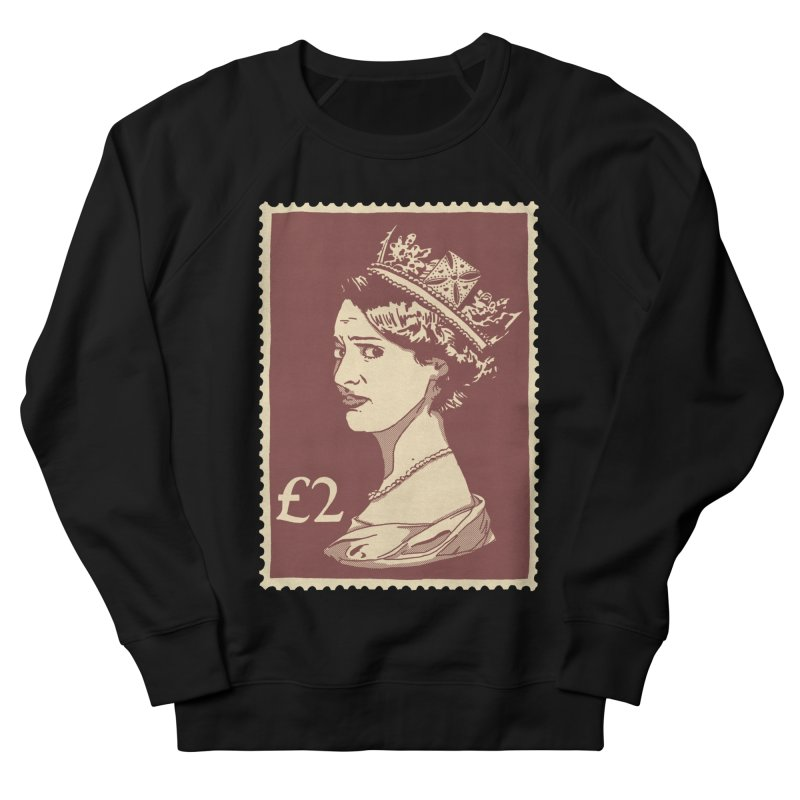 Queen Women's French Terry Sweatshirt by Rodrigobhz