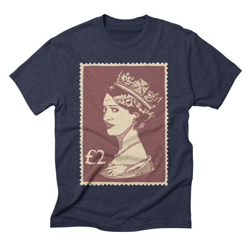 Queen Men's Triblend T-Shirt by Rodrigobhz
