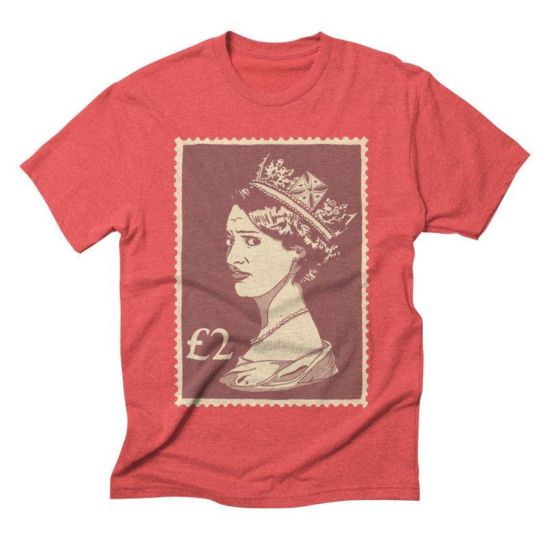 Queen Men's Triblend T-Shirt by Rodrigobhz