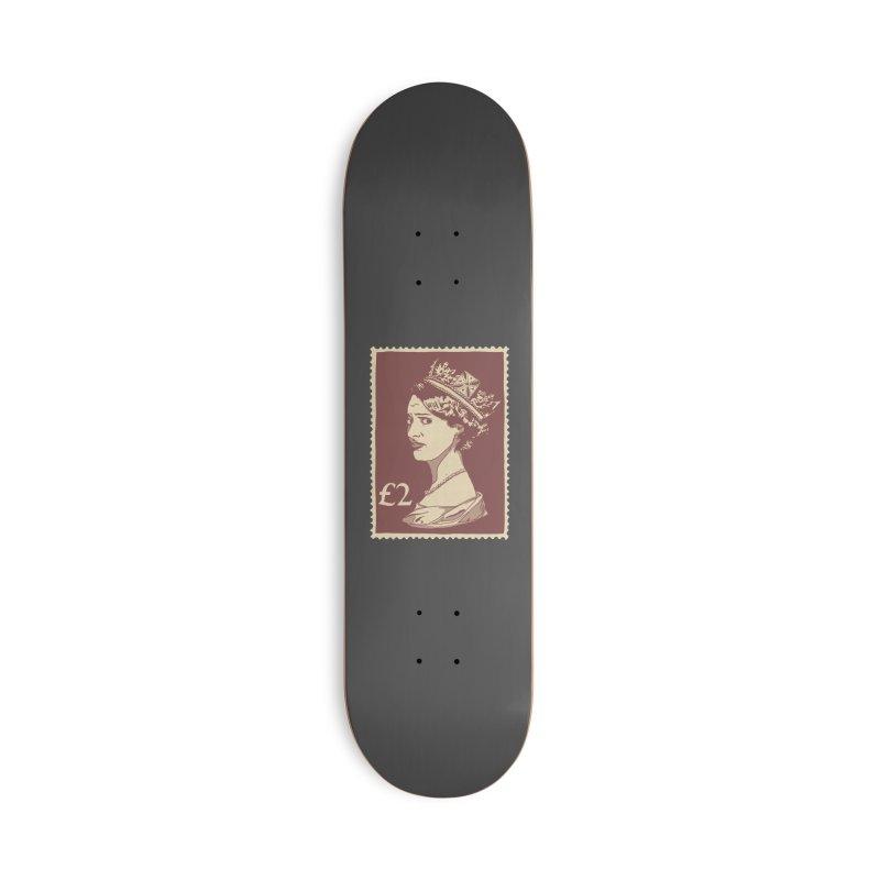 Queen Accessories Deck Only Skateboard by Rodrigobhz