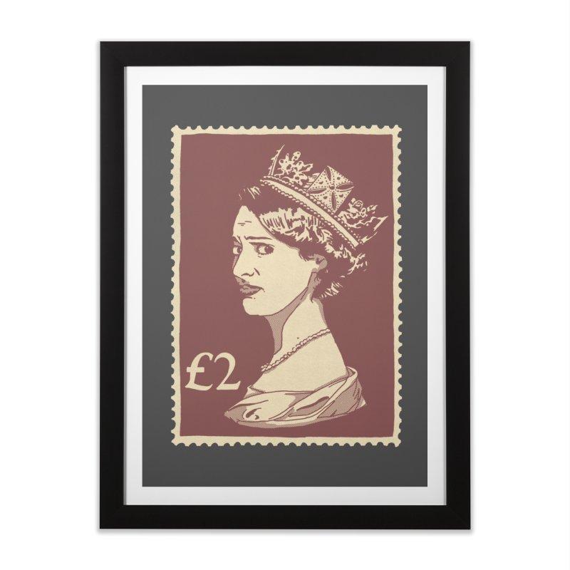 Queen Home Framed Fine Art Print by Rodrigobhz