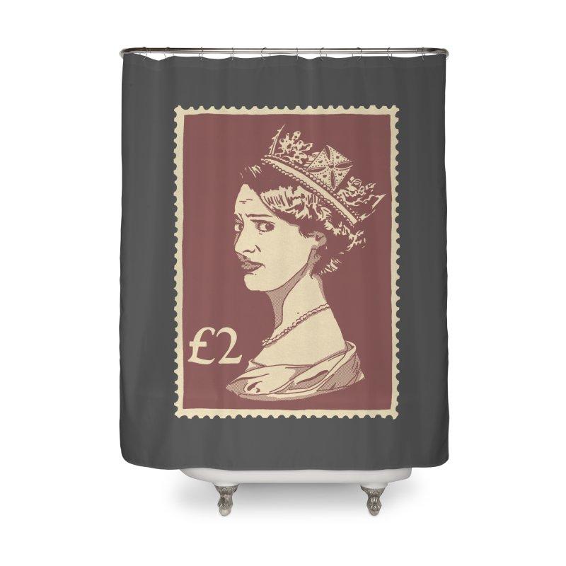 Queen Home Shower Curtain by Rodrigobhz