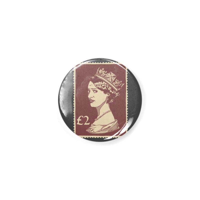 Queen Accessories Button by Rodrigobhz