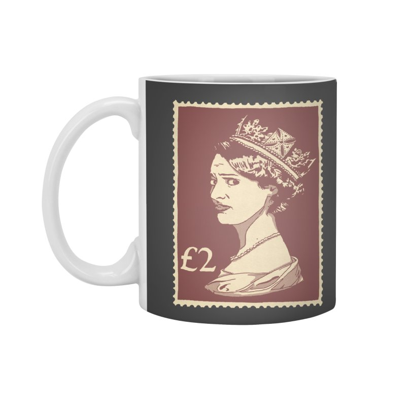 Queen Accessories Standard Mug by Rodrigobhz