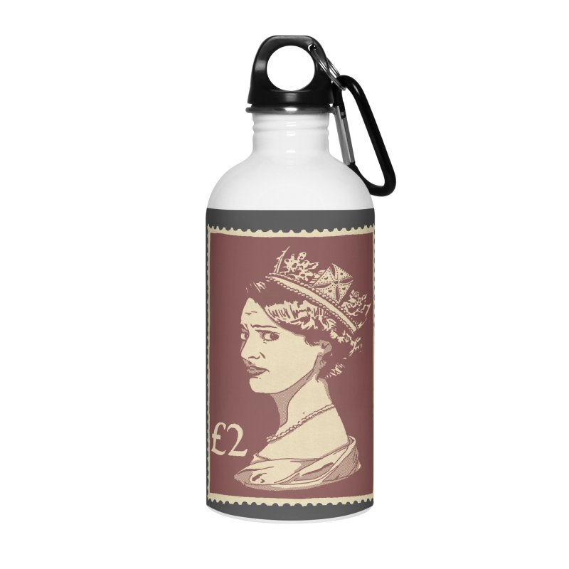 Queen Accessories Water Bottle by Rodrigobhz