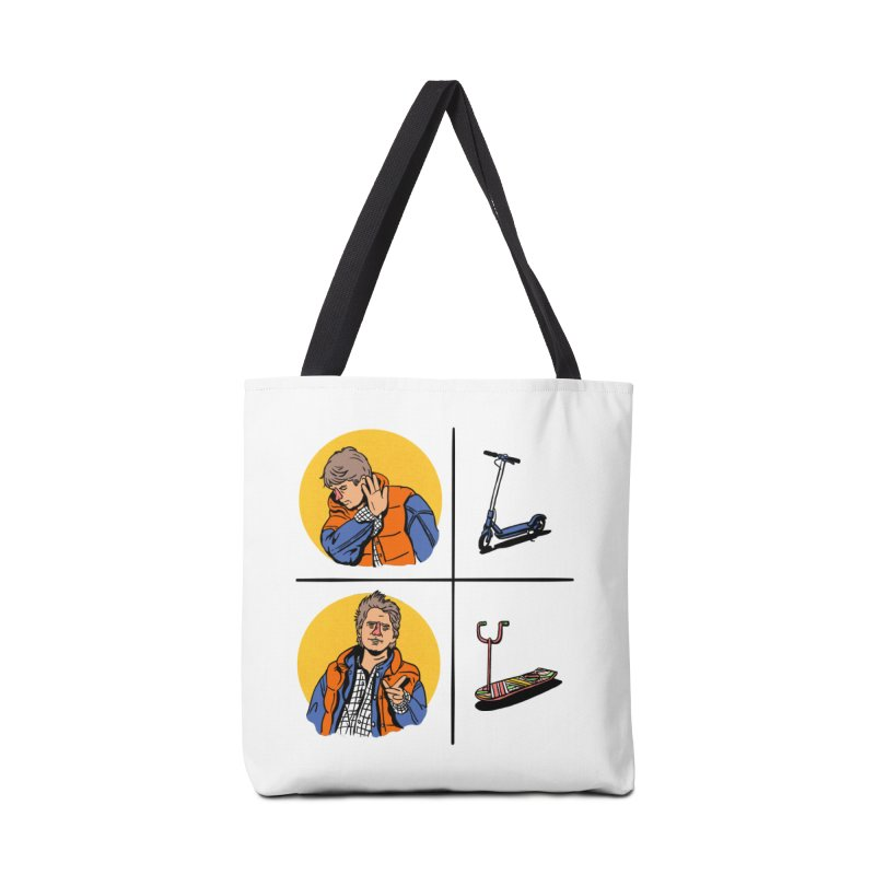 Scooter Accessories Tote Bag Bag by Rodrigobhz