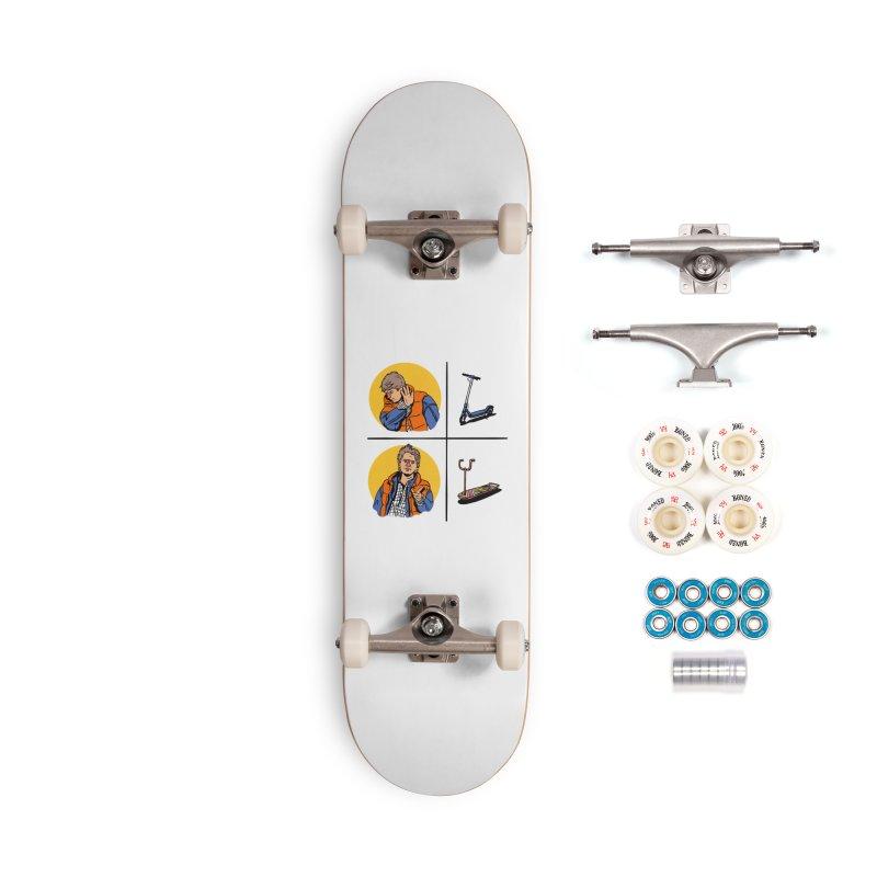 Scooter Accessories Complete - Premium Skateboard by Rodrigobhz