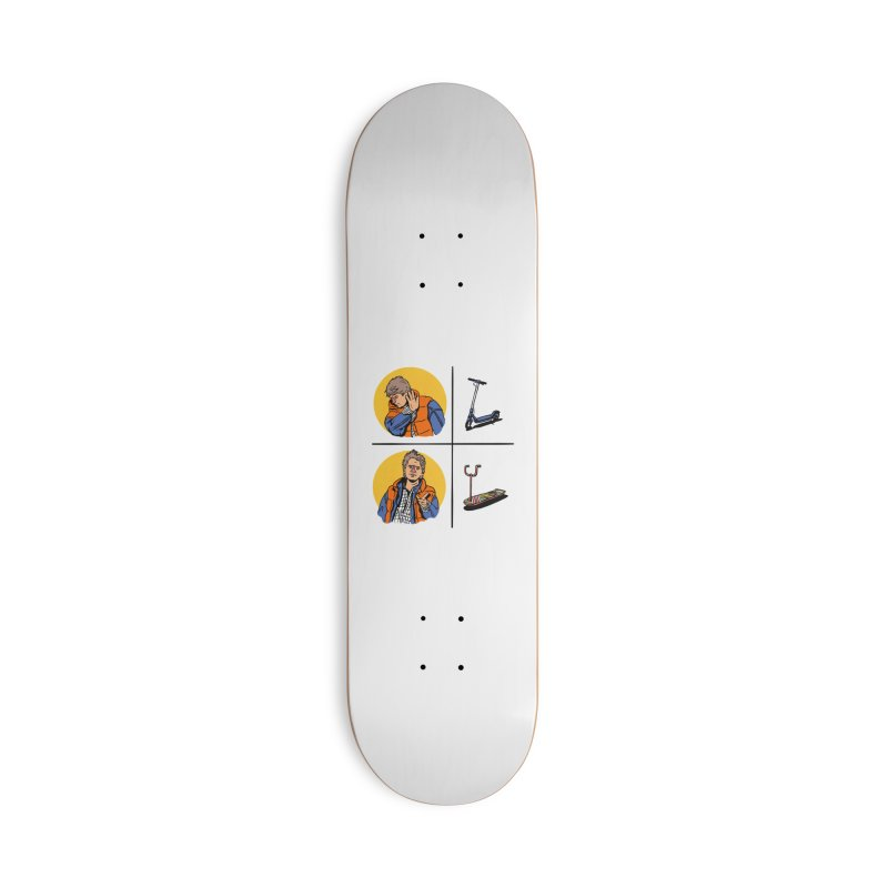 Scooter Accessories Deck Only Skateboard by Rodrigobhz