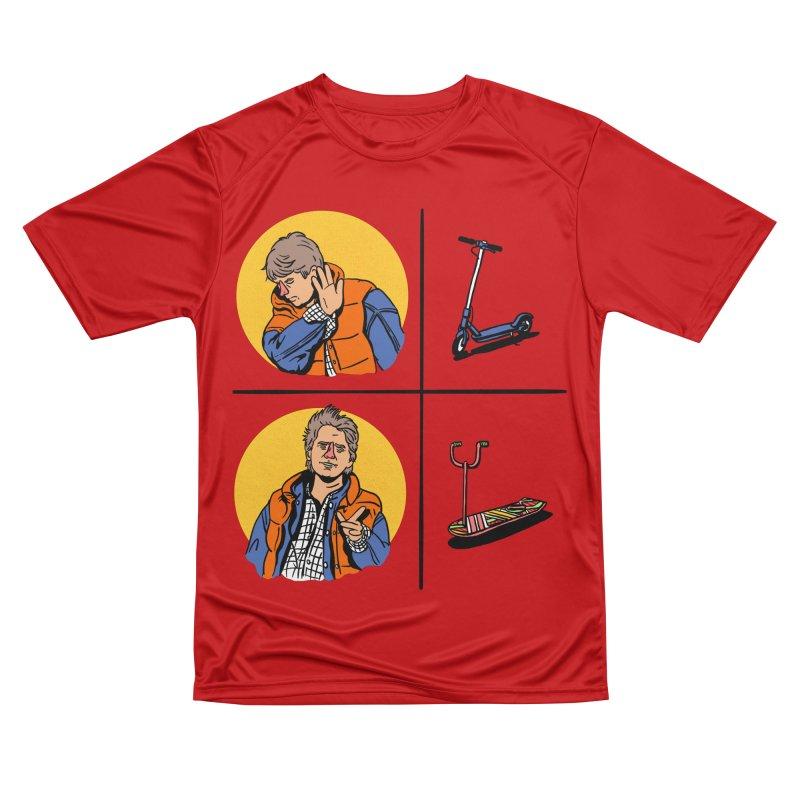 Scooter Men's Performance T-Shirt by Rodrigobhz