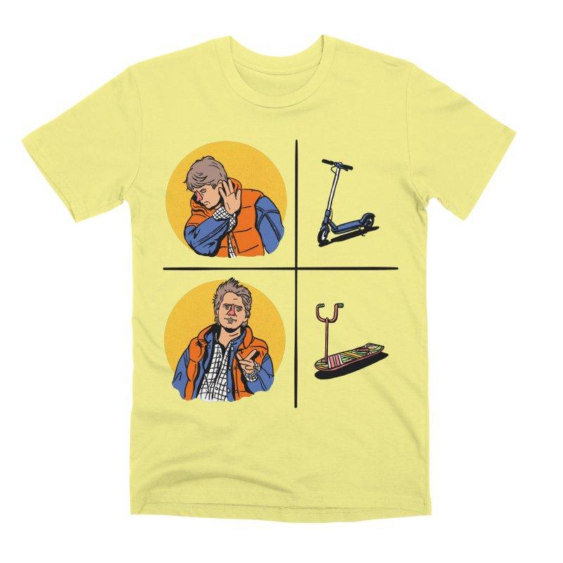 Scooter Men's Premium T-Shirt by Rodrigobhz