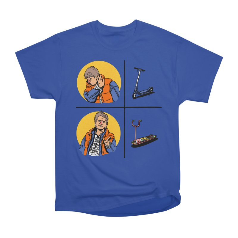Scooter Men's Heavyweight T-Shirt by Rodrigobhz