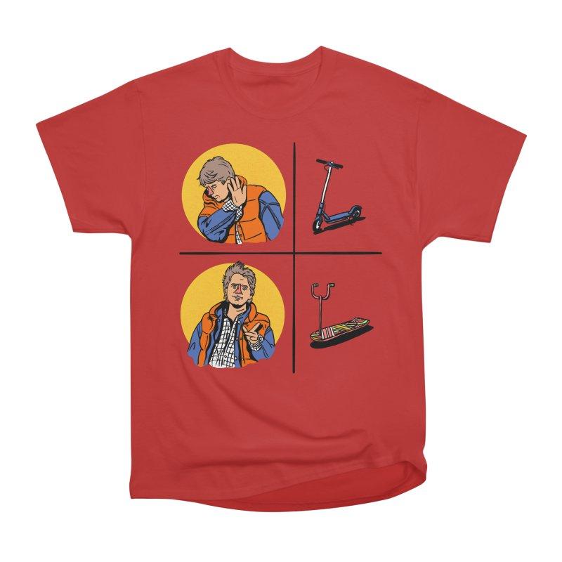 Scooter Women's Heavyweight Unisex T-Shirt by Rodrigobhz