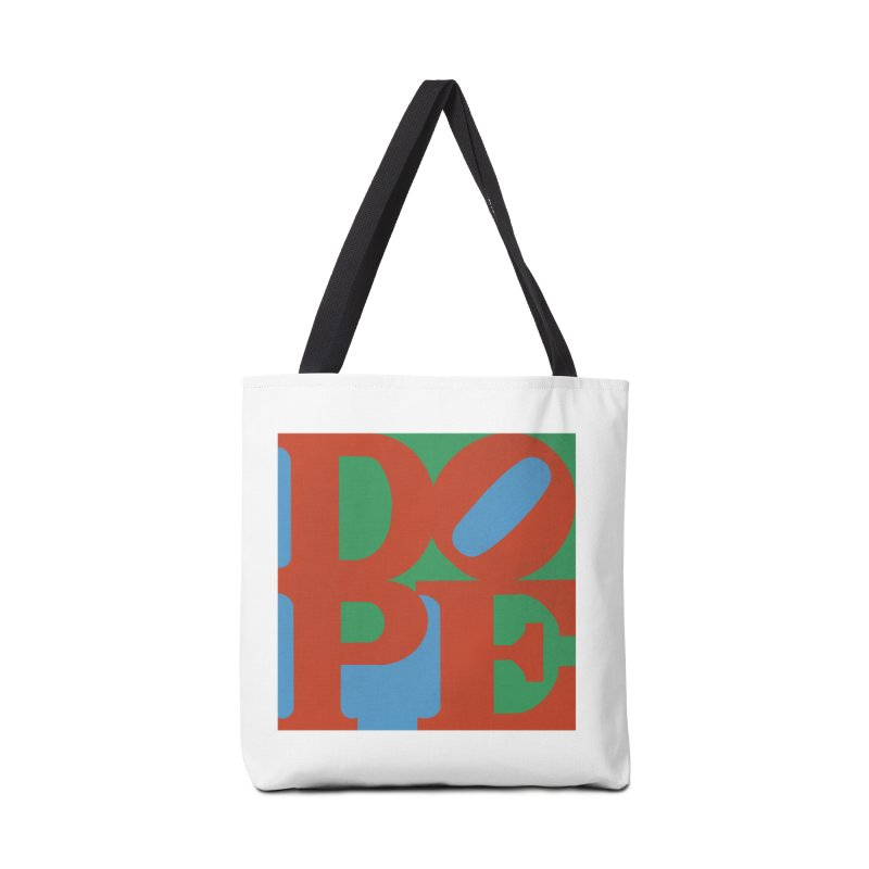 Dope Accessories Tote Bag Bag by Rodrigobhz