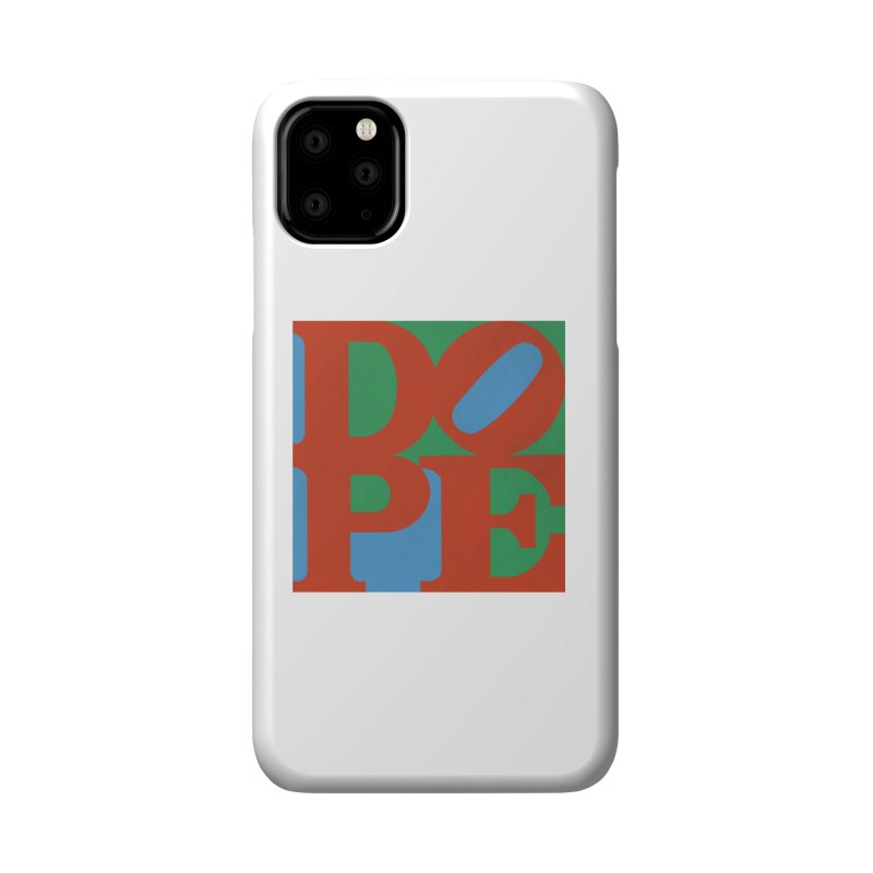 Dope Accessories Phone Case by Rodrigobhz
