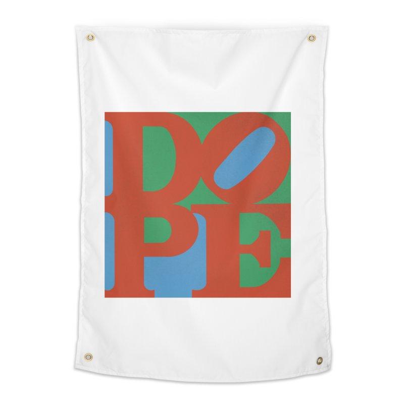 Dope Home Tapestry by Rodrigobhz