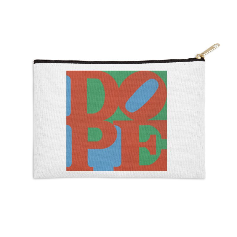 Dope Accessories Zip Pouch by Rodrigobhz