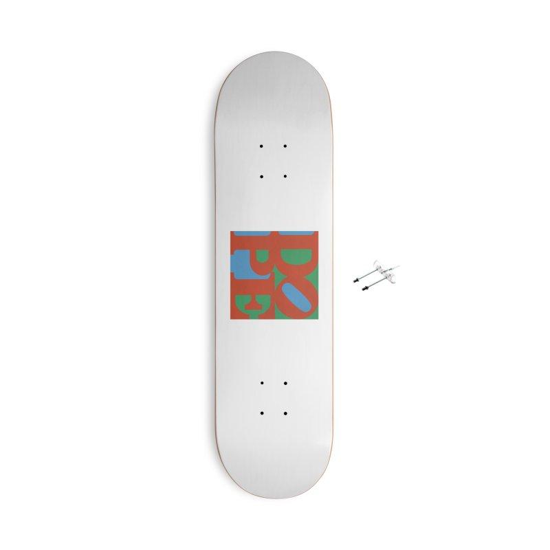 Dope Accessories With Hanging Hardware Skateboard by Rodrigobhz