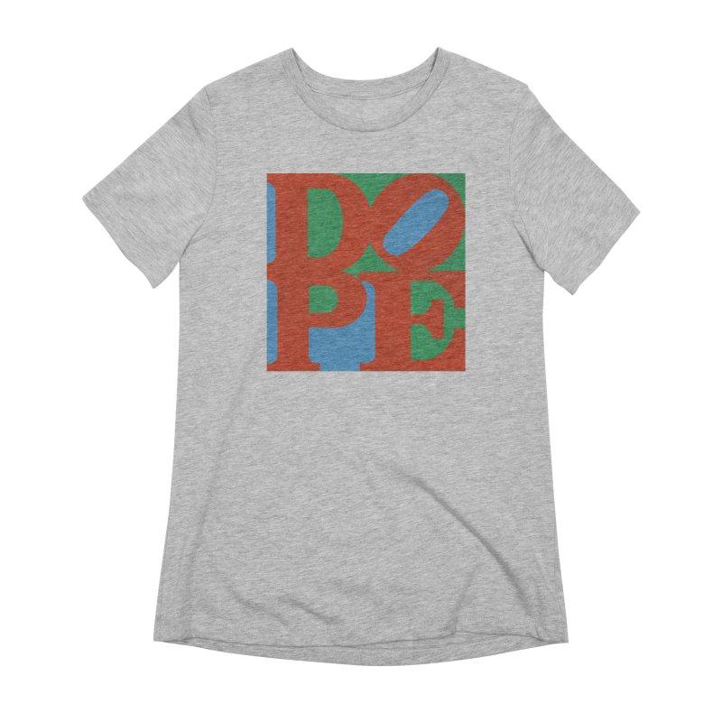 Dope Women's Extra Soft T-Shirt by Rodrigobhz